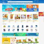 Mẫu website bán tổng hợp giống voso.vn - BH22 - Trang chủ